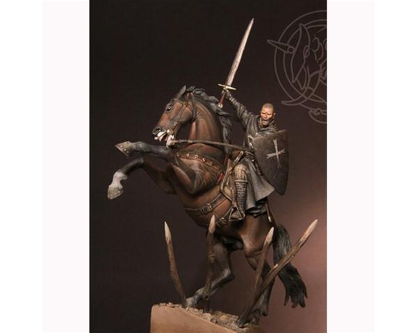 ROMEO MODELS: 54 mm. ; Brother Knight of the Hospitaler Order - Early XIII C.