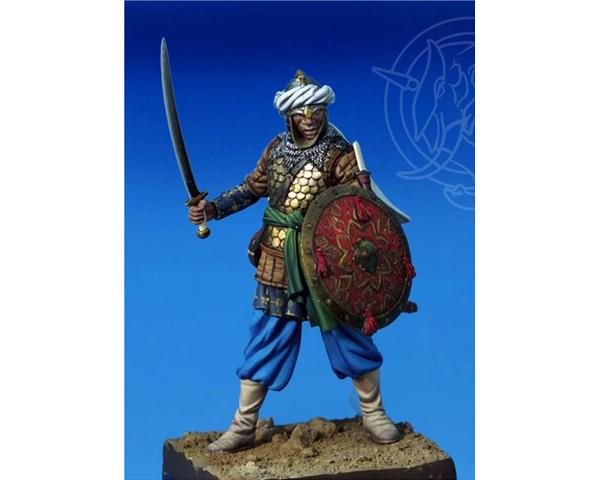 ROMEO MODELS: 54 mm. ; Muslim Warrior XIII C.