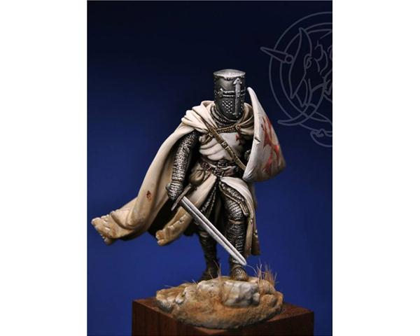 ROMEO MODELS: 75 mm. ; Templar Knight XIII C.