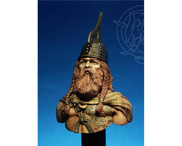 ROMEO MODELS: 200 mm. ; Celtic Chief (Bust)