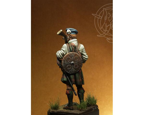 ROMEO MODELS: 75 mm. ; The Jacobite - 1746